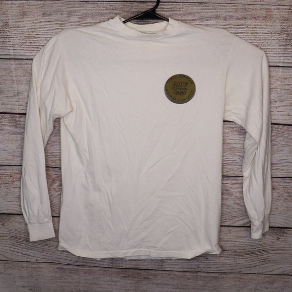 Hanes Other - Vintage Hanes Oracle Olympic Long Sleeve L…
